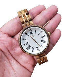 [Jord] 2017 Cassia Series Sapphire Crystal Watch